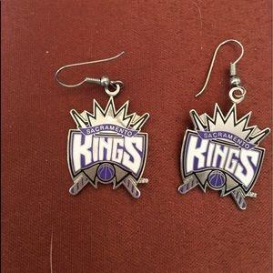 Jewelry - Sacramento Kings earrings